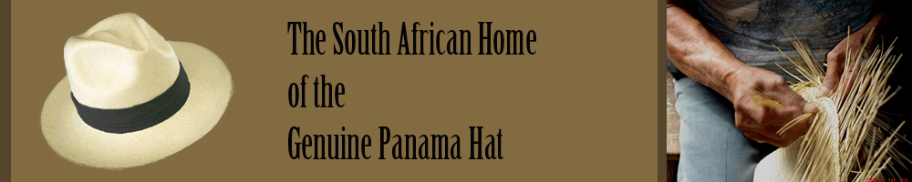 Home of the genuine Panama Hat